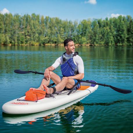 Oppblåsbar SUP padlebrett HighWave 65065 - 285x76cm