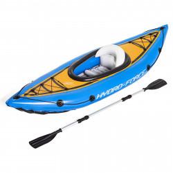 Oppblåsbar Kajakk Hydro-Force Cove Champion 65115 - 275x81cm - 1 pers
