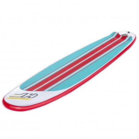 Oppblåsbar Surfebrett Compact Surf 8 - 65336 - 243x57cm